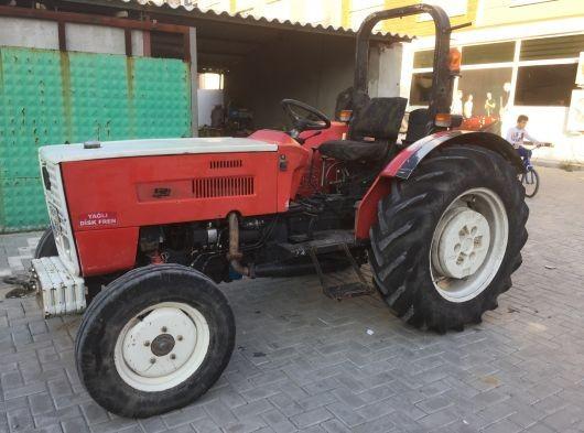 Yakıt cimrisi başak 2050 bahçe traktörü